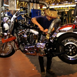 Harley Davidson:  Supplier Relations and the Open Road