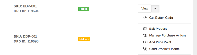 More New Admin Updates based on Vendor Feedback! | DPD