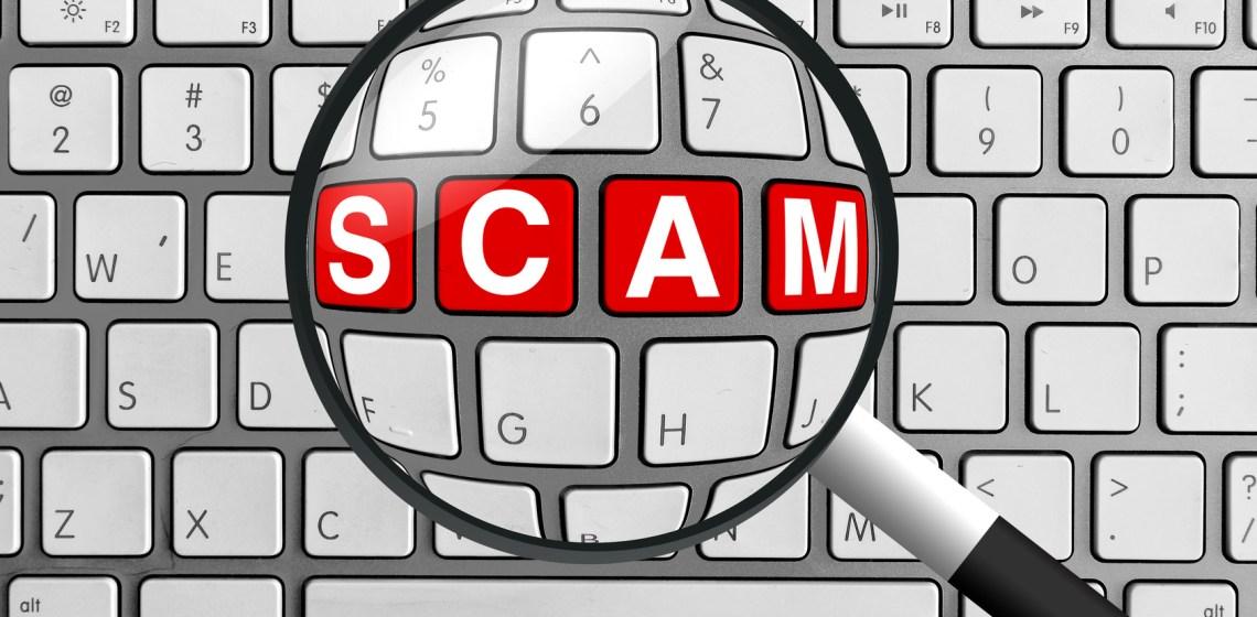 Scam grants