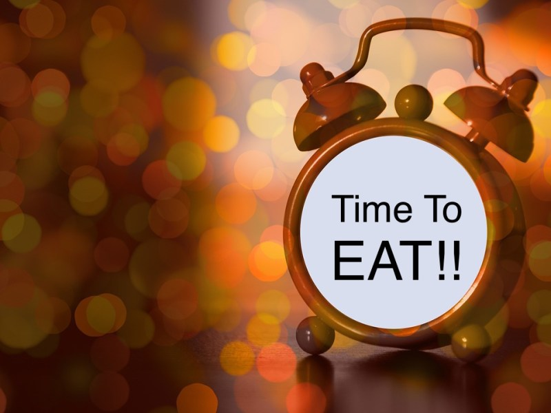 """""""Eat_on_time_daily"""