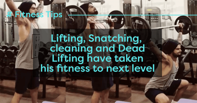 Virat Kohli Fitness Tips - Lifting, snatching and cleaning has no match