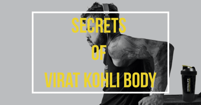 Virat Kohli body statistics, Diet Plan, Fitness, and fitness tips