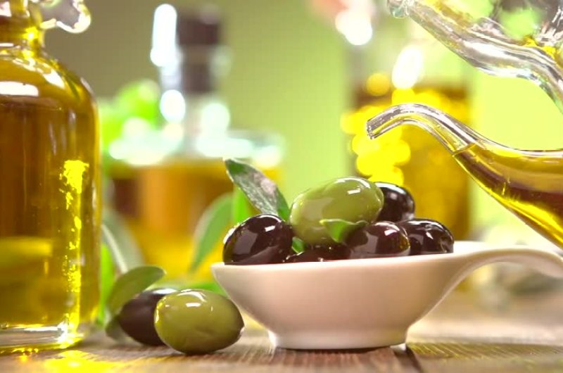 Olive Oil for Detox Cleanse or Detoxification