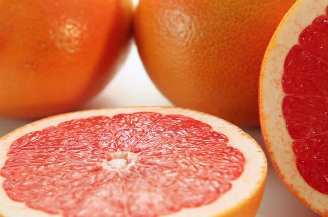Grapefruit for Detox Cleanse or Detoxification