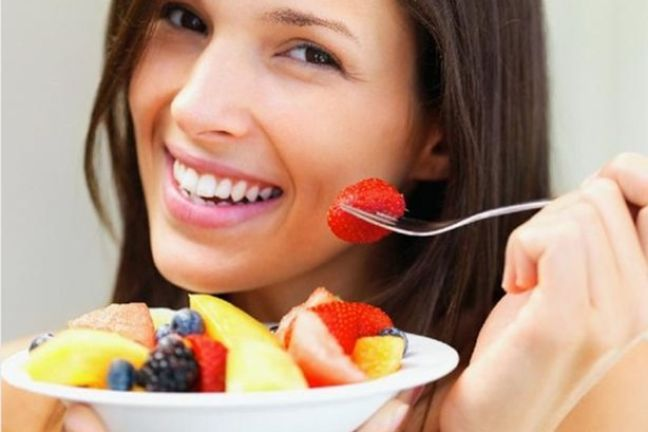 healthy food - Zero sugar diet plan