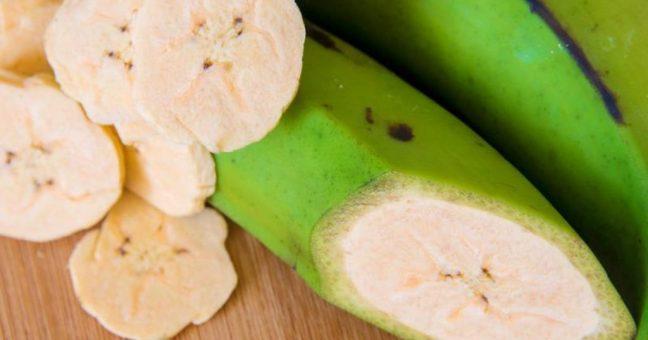 plantain nutrition