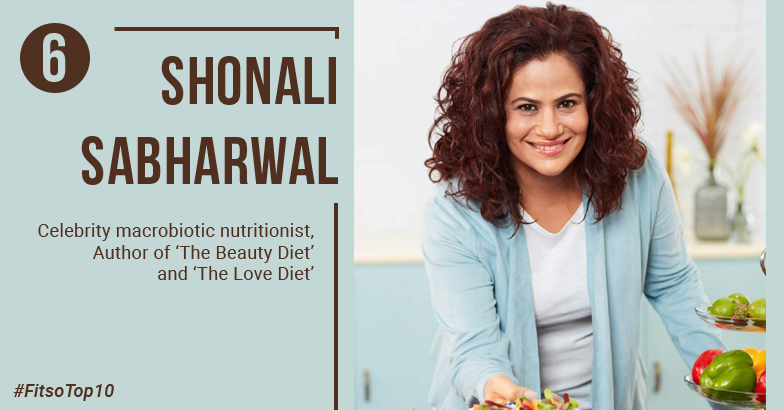 Influential Dietitians of India Shonali Sabarwal