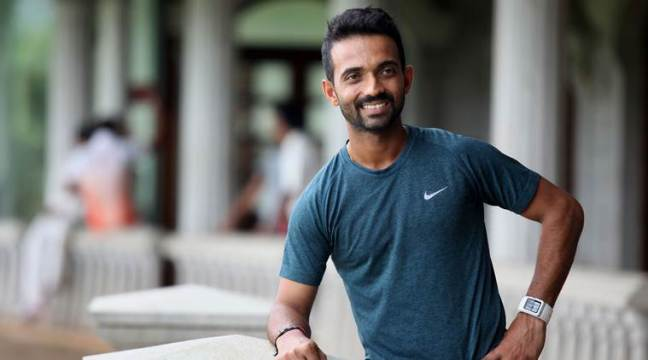 Ajinkya Rahane Diet Plan and Workout