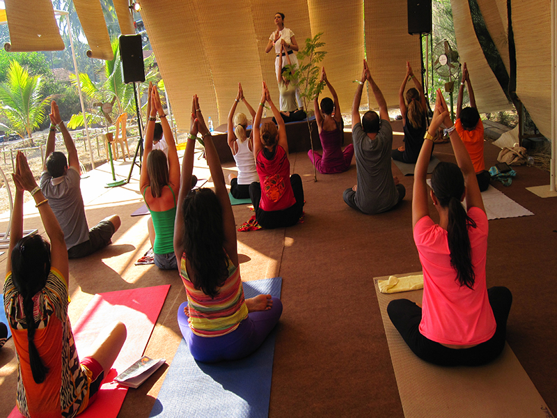 The Yoga Institute: yoga classes in mumbai