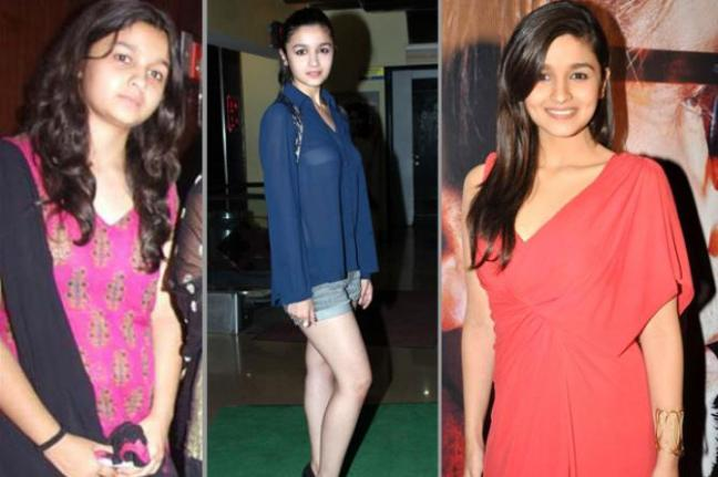 alia bhatt weight loss before and after