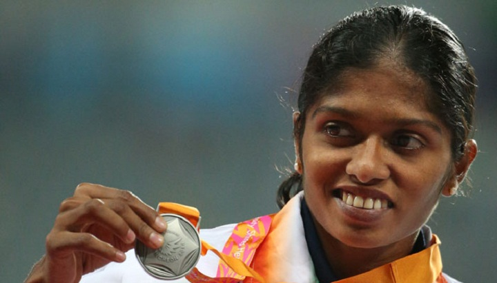 indian running record holder Tintu Lukka