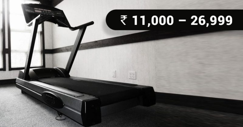 Treadmill - gift for father on father's day