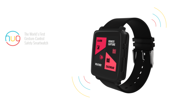 hug : best fitness band in India