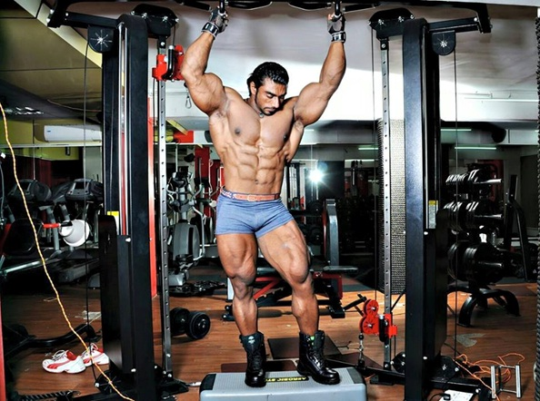 sangram chougule : Indian builders
