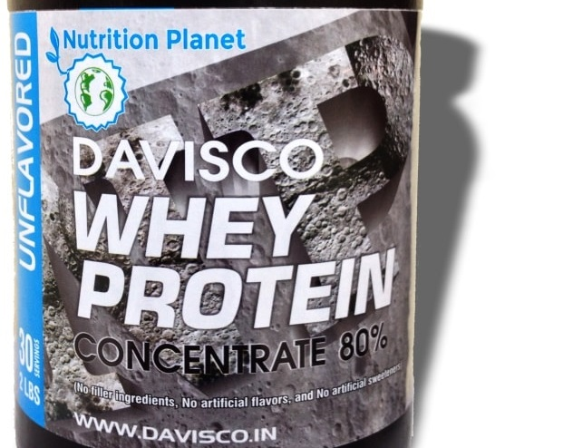 davisco whey protein: best whey protein in India