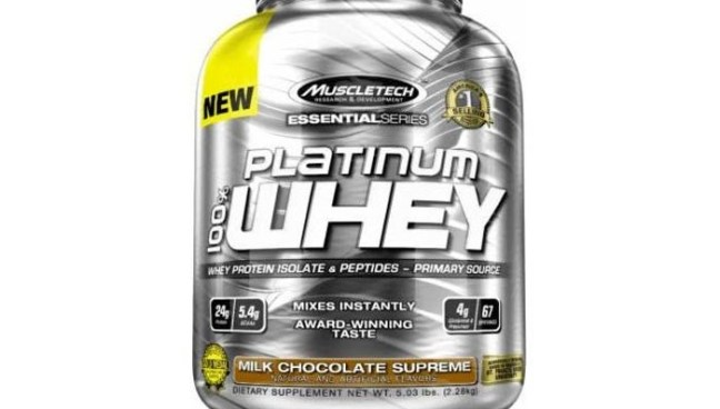 Muscletech whey protein: best whey protein in India