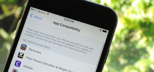 app won't work