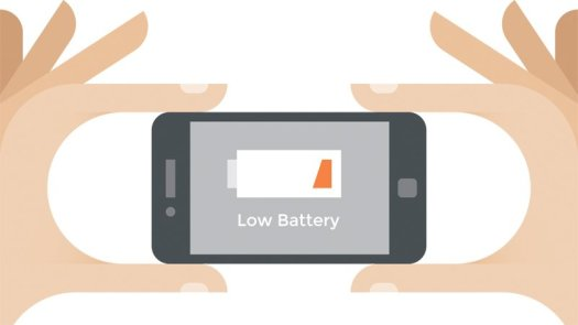 Poor battery of mobile phones