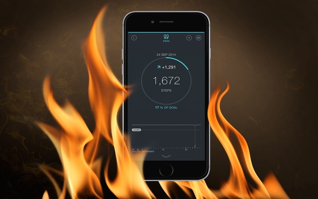 Mobile Phone Overheating