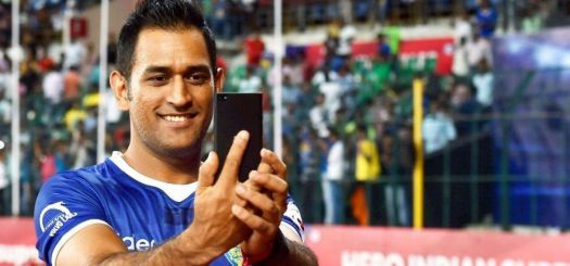 MS Dhoni Cricketer InstaCash