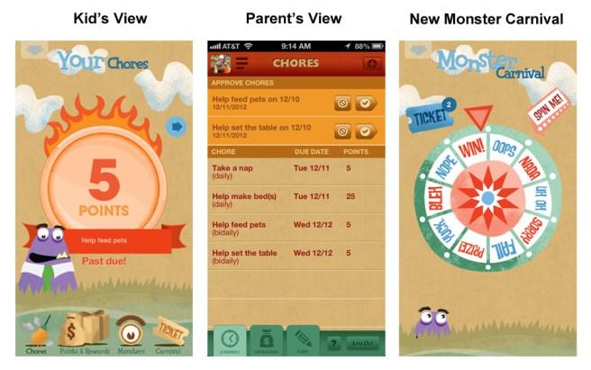 chore apps