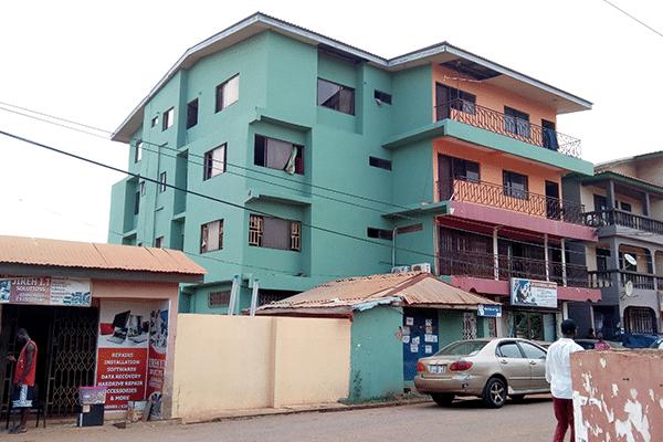 hostels around upsa