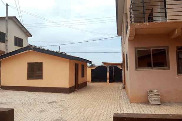 hostels in ghana