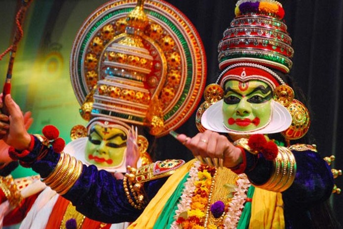 Image result for famous dance of kerala