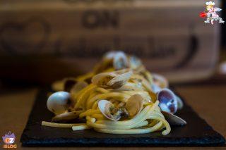spaghettoni con le vongole 3