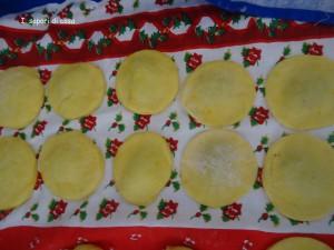 Mini krapfen con marmellata di ciliegie
