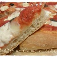 Pizza con Water Roux (sofficissima)