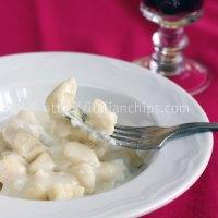 Salsa Al Gorgonzola Per Gnocchi e Pasta