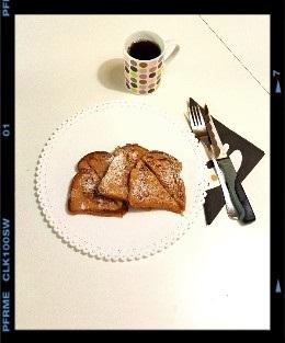 French toast senza uova