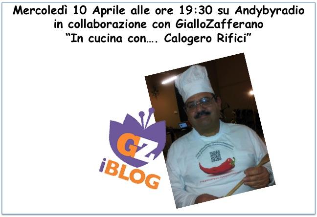 L'esperienza di Calogero ad Andybyradio