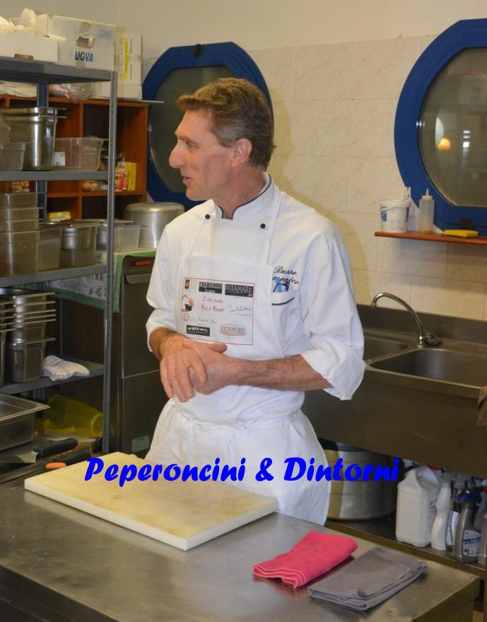 Chef Domenico Russo