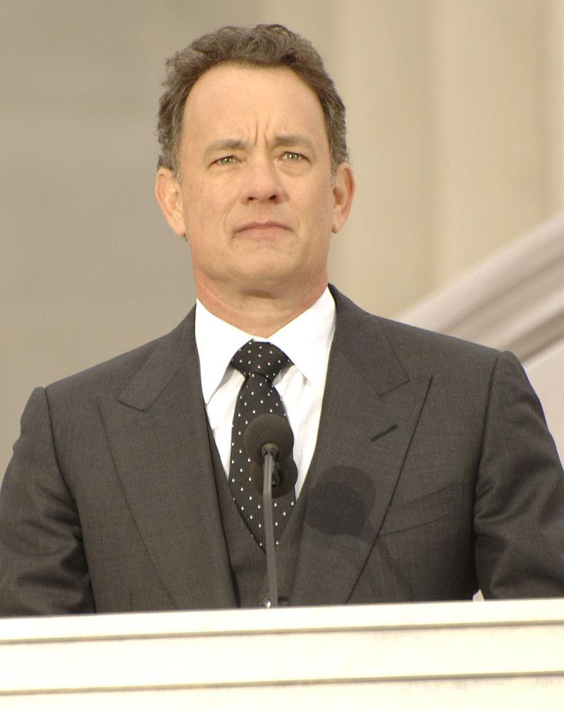 Toy Story 3 Tom Hanks, doppiatore di Woody