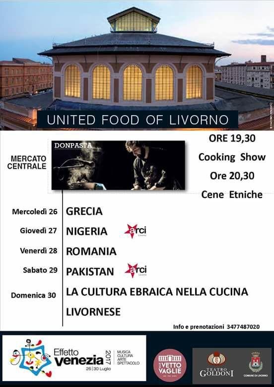 Effetto Venezia 2017 al mercato delle Vettovaglie