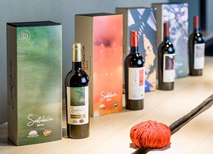 Per Santa Lucia è arrivato il vino che fa bene alla vista