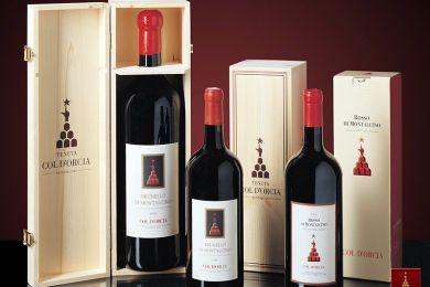 Furto 500 bottiglie Brunello Montalcino