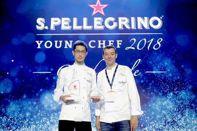 È giapponese il nuovo S.Pellegrino Young Chef