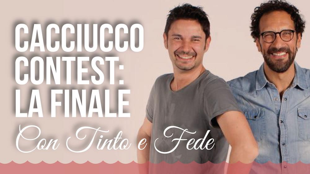"""The final countdown, sfida a tre per lo scettro del """"King of Cacciucco Contest"""""""