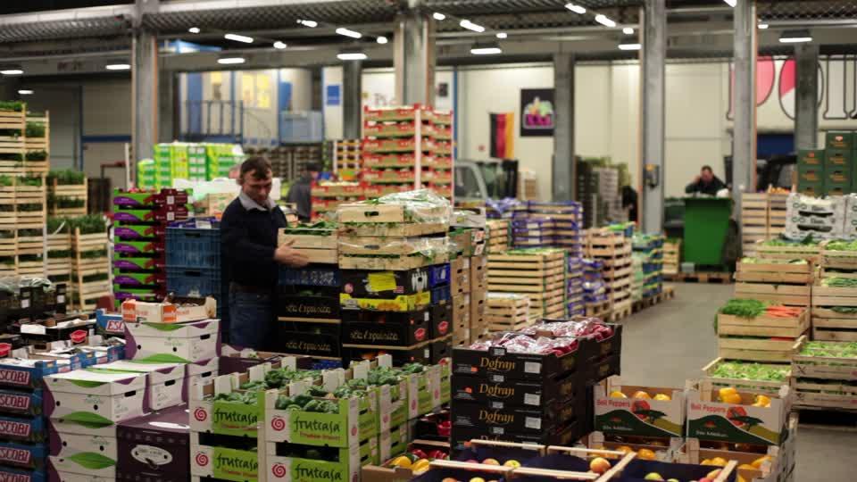 Mercati all'ingrosso agroalimentare in team per pesare in Ue