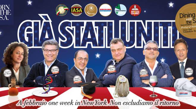 In USA il festival della Cucina Italiana