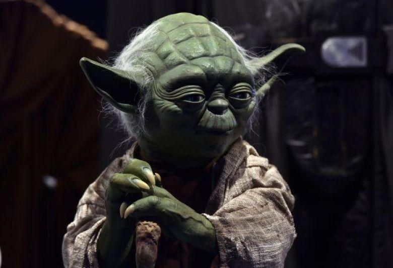 Yoda di Star Wars