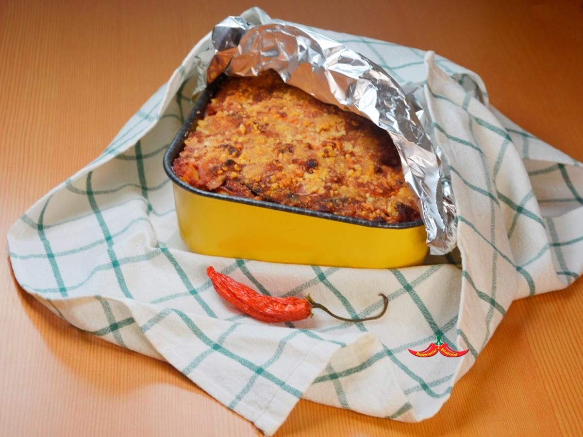 Pasta 'ncasciata di Montalbano