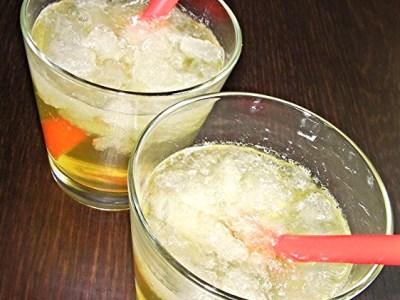 Tassoni lemon ice