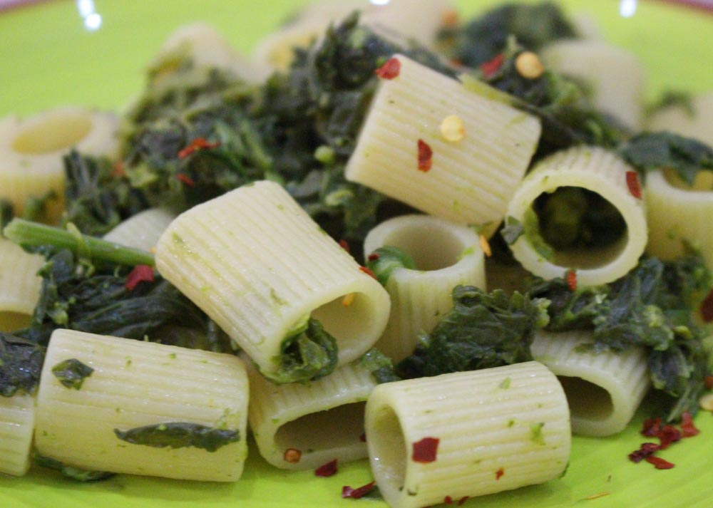 Pasta con i friarielliOriginally Posted on 12 March 2015 and reposted on 7 January 2020