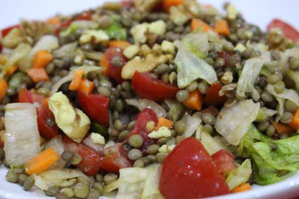 Insalata di lenticchieOriginally Posted on 27 August 2015, last updated on 27 August 2015 and reposted on 16 June 2020