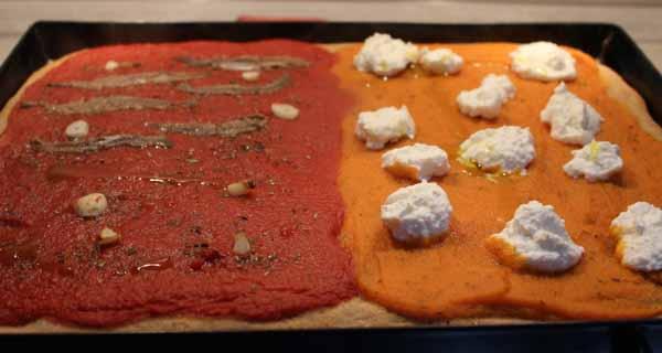 Pizza con farina di farro e semi di chiaOriginally Posted on 9 October 2015 and reposted on 29 October 2020
