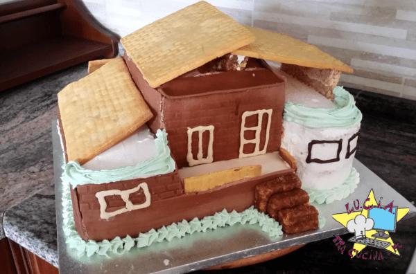House cake 3D